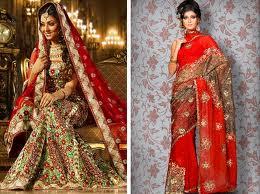 индия платье свадебное