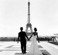 свадьба франция