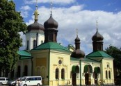 киев ионовский монастырь