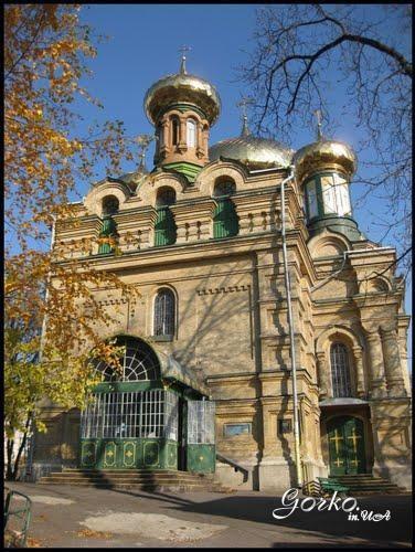 киев покровская на приорке