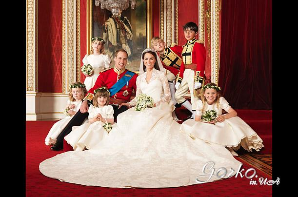 wedding Kate Midlton and William 6