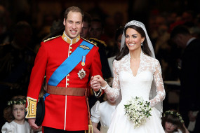 wedding Kate Midlton and William main