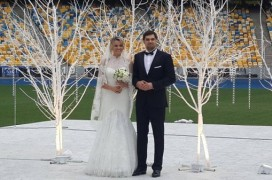 свадьба евтушенко