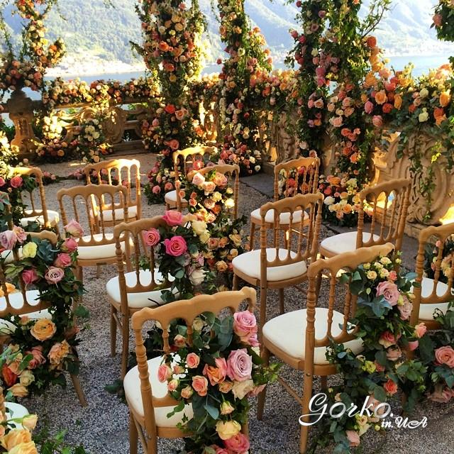 свадьба оболонцевой
